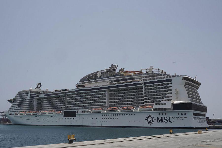 محطة بوابة البحر الأحمر بميناء جدة الإسلامي تدرج قطاع الرحلات البحرية السياحية ضمن خدماتها