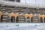 استئناف العمل بالتوسعة الثالثة للمسجد الحرام تشمل أكثر من 519 ألف م2