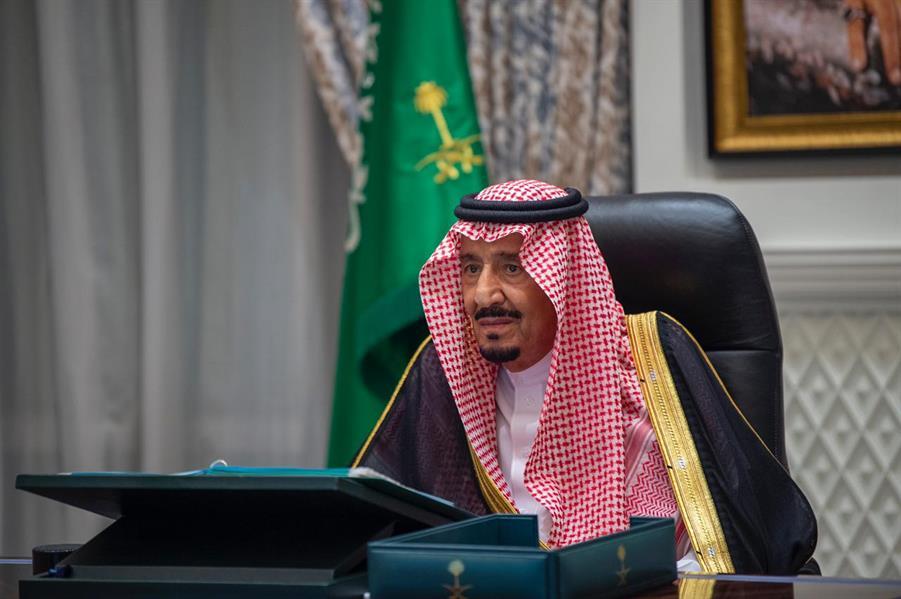 """""""الوزراء"""" يعقد جلسته الأسبوعية ويتخذ عدداً من القرارات برئاسة خادم الحرمين"""
