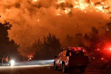 سفارة المملكة في فرنسا تحذر المواطنين بسبب الحرائق