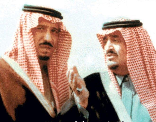 الملك سلمان يتحدث عن أخيه الملك فهد أثناء تحرير الكويت