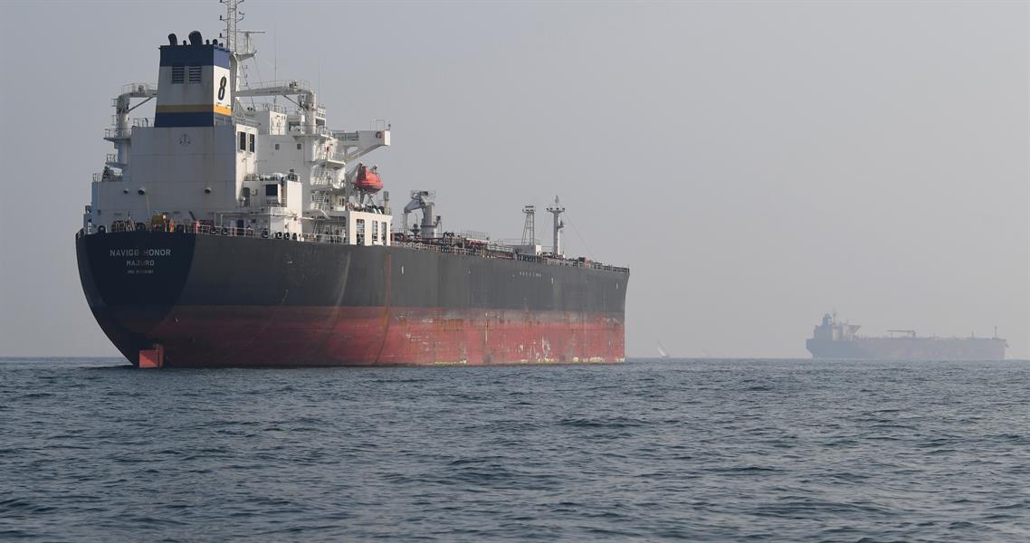 """بريطانيا تعلن انتهاء حادِث """"خطف"""" السفينة قبالة سواحل الفجيرة"""