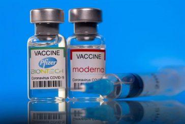 الصحة: لقاح موديرنا مطابق للقاح فايزر في الفعالية والسلامة