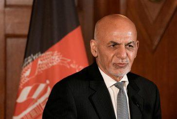 الإمارات تستقبل الرئيس الأفغاني أشرف غني وعائلته لاعتبارات إنسانية