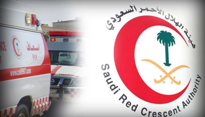 """""""الهلال الأحمر"""" يوضح خطوات طلب الخدمة الإسعافية في الحالات الطارئة"""
