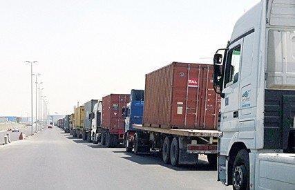 هيئة النقل تنظم دخول الشاحنات للمدن الرئيسية بمواعيد محددة ومجدولة إلكترونياً