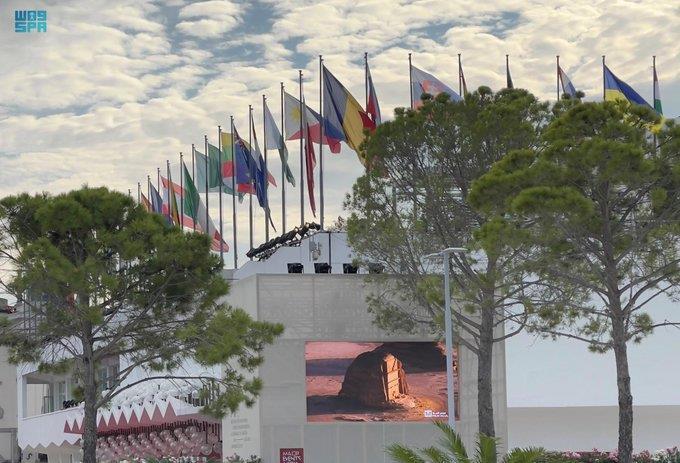"""فريق """"فيلم العلا"""" يختتم مشاركته في مهرجان البندقية السينمائي"""