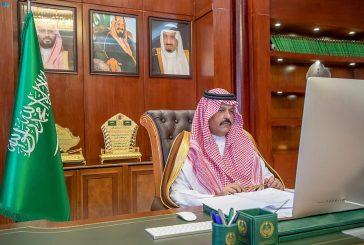 الأمير عبدالعزيز بن سعد يرأس الاجتماع الأول لمجلس هيئة تطوير منطقة حائل