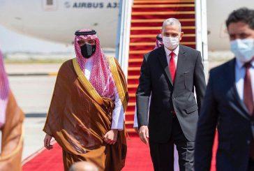وزير الداخلية يصل إلى العراق في زيارة رسمية ويلتقي الكاظمي