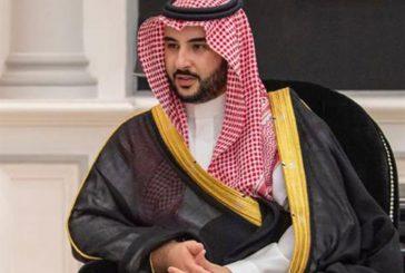 الأمير خالد بن سلمان يبحث مع المبعوث الأمريكي مستجدات الأحداث في اليمن