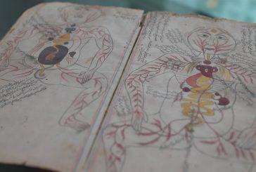 مكتبة الملك عبدالعزيز تقتني أنفس المخطوطات الطبيّة الإسلاميّة أول كتاب يشرح تركيب جسم الإنسان