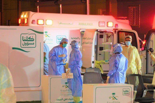 """المملكة تسجل اليوم أقل عدد لإصابات """"كورونا"""" منذ يناير الماضي"""