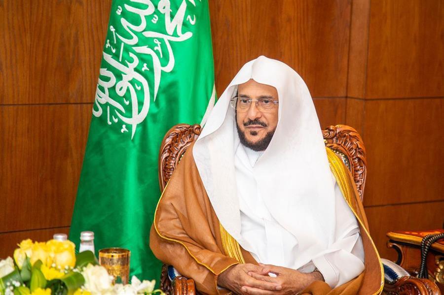 """وزير """"الشؤون الإسلامية"""" يوجه بإعادة التدريس في حلقات تحفيظ القرآن الكريم بالمساجد"""