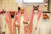مفتي المملكة يفتتح مسجد الرئاسة العامة للبحوث والإفتاء بعد الانتهاء من ترميمه على نفقته