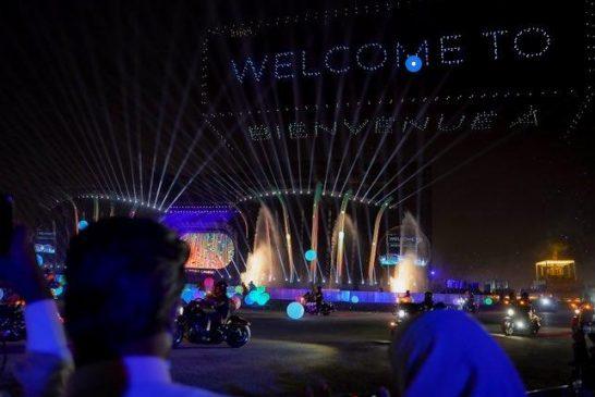 افتتاح استعراضي ضخم لانطلاق موسم الرياض