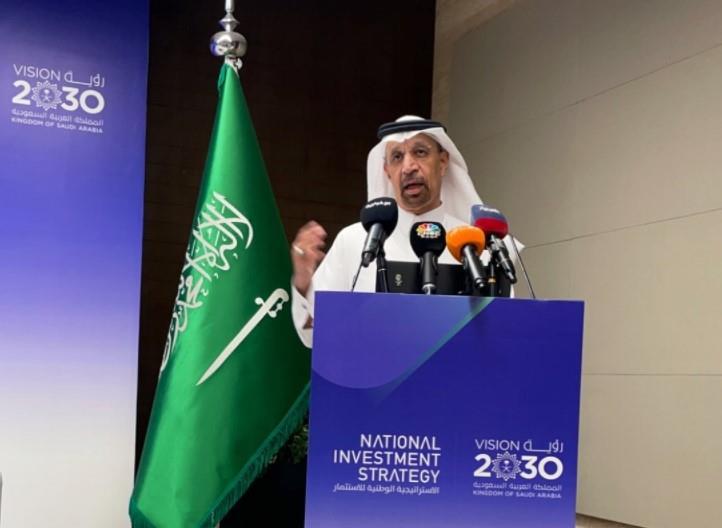 الفالح: الملاءة المالية للمملكة هي الأقوى بين دول (G20) و6.4 تريليون مستهدف الناتج المحلي للمملكة