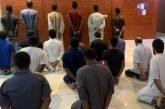 شرطة الرياض تقبض على 17 مخالفًا سرقوا مركبات متعطلة وفككوا أجزاءها وباعوها