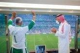 عاطي الموركي يصف شعوره بعد تكريمه من وزير الرياضة بمباراة الصين ومدى تعلقه بالمنتخب