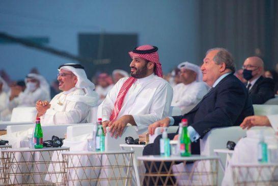 ولي العهد يحضر أعمال منتدى مبادرة مستقبل الاستثمار المقام في العاصمة الرياض