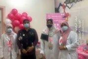 مركز صحي المطار القديم يفعل اليوم العالمي لسرطان الثدي