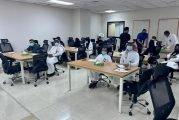 الشؤون الأكاديمية والتدريب بمستشفى شرق جده تنفذ دورة التميز في خدمة العملاء