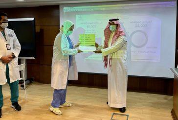 شرق جدة يكرم قسمي العمليات والتخدير لتميزهما في عام 2021  على مستشفيات صحة جدة