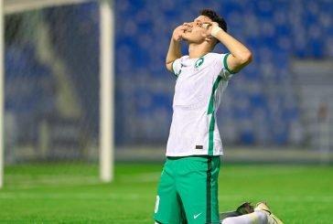 الأخضر الأولمبي يفوز بثنائية أمام نظيره السوري