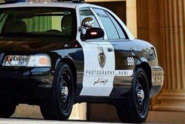 القبض على قائد مركبة متهور زوّدها بتجهيزات تماثل التجهيزات الأمنية في بريدة